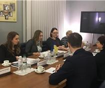Інна Мєтєлєва зустрілась з делегацією Міністерства у справах сільського життя Естонії