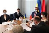 Качка 8-ме засідання Підкомісії Україна-КНР