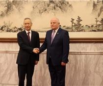 Україна запропонувала Китаю розпочати спільні консультації щодо передумов створення зони вільної торгівлі Україна-Китай
