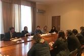 Інна Мєтєлєва обговорила з представниками німецько-українського проєкту