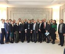Інна Мєтєлєва спільно з представниками австрійського бізнесу обговорили напрями двосторонньої співпраці