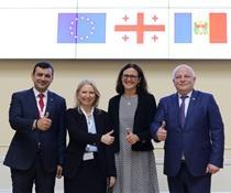 Зустріч Торгівля ЄС